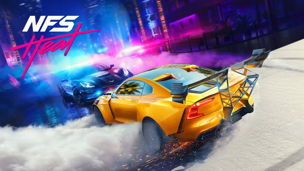 Need for Speed: Heat why you should try it
