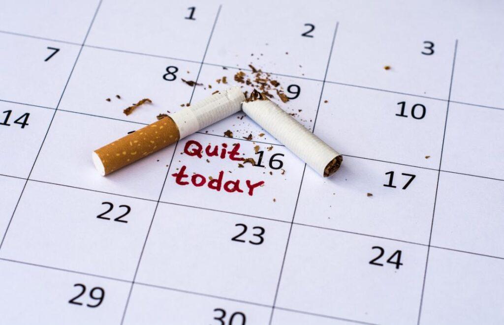 5 easy ways to quit smoking